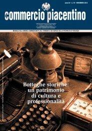 Botteghe storiche: un patrimonio di cultura e professionalità