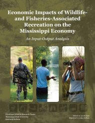 Economic Impacts of Wildlife- and Fisheries-Associated Recreation ...