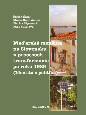 Stiahnite si túto publikáciu vo formáte PDF - Slovenská Akadémia ...