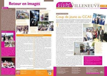 Octobre 2012 Téléchargez le bulletin d'information - Villeneuve sur Lot