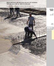 prescription des betons selon les normes nbn en 206-1 ... - Febelcem