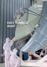 ESTEC - ESA's Technical Heart