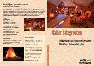 Haller Salzgrotten - Ringhotel Hohenlohe Schwäbisch Hall