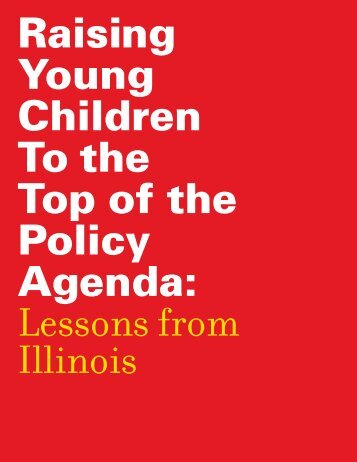 Lessons from Illinois - Ounce of Prevention Fund
