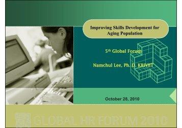 C3_PPT_Nam-chul LEE.pdf - Ghrforum.org