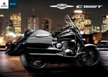 Intruder C1500T - Suzuki
