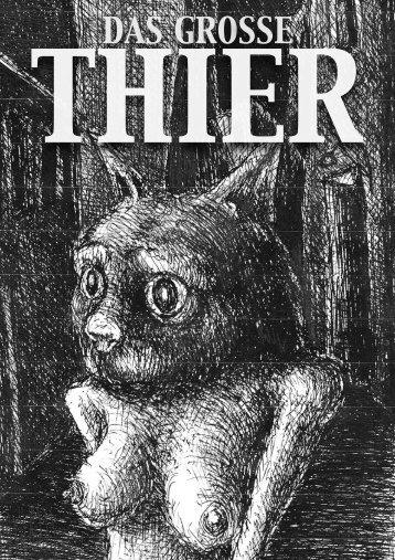 Thierversuch Katze - Das grosse Thier