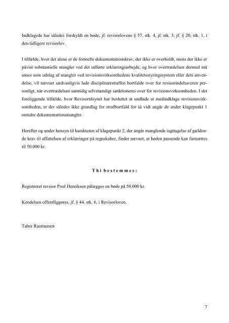 38/2008-R - Revisornævnet