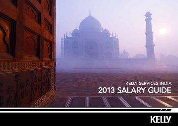 India salary 2013 14