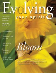 Bloom - Evolving Your Spirit