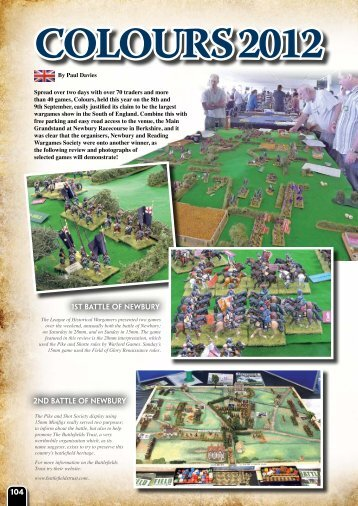 Download a PDF version of this article here... - Flames of War