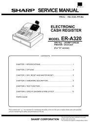 MODEL ER-A320 SERVICE MANUAL - diagramas.diagram...