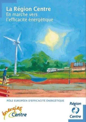PLAQUETTE PROGRAMME 2e session Tours - Énergies-Centre