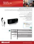 Microsoft LifeCam VX-700 - Page 2