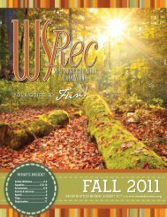 Fall 2011 - West Shore Rec Comm