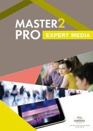 Présentation du Master 2 Pro 'Expert medi' - MediaClub