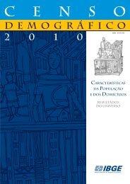 Acesse os dados do Censo 2010 aqui. - Brasileiros no Mundo ...