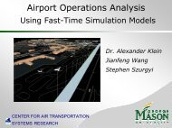Analysis of Airport System Operations: A Case Study of LaGuardia