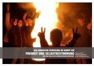 Die kurdische Bewegung im Kampf um Freiheit und ... - Civaka Azad