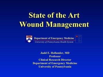 Wound Management! - Introducing Emergencies in Medicine