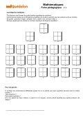 Fiche pédagogique Mathématiques - Guédelon - Page 3