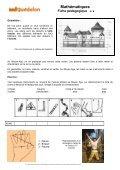Fiche pédagogique Mathématiques - Guédelon - Page 4
