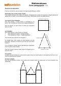 Fiche pédagogique Mathématiques - Guédelon - Page 5