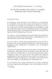 Nr. 98 (LIV) Beschluss über Schutz vor sexuellem ... - unhcr