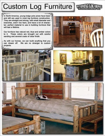 llllll - Wyoming Log Home Manufacturing Company