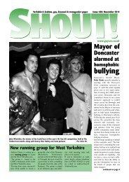 Homophobic Bullying - Shout!