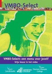 VMBO-Select - Aanval op schooluitval
