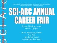 SCIA rc career fair career fair career - Southern California Institute of ...