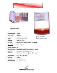 Bora buitensirene PVC NL.pdf - APS beveiliging