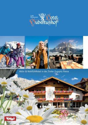MEHR - Hotel Hubertushof