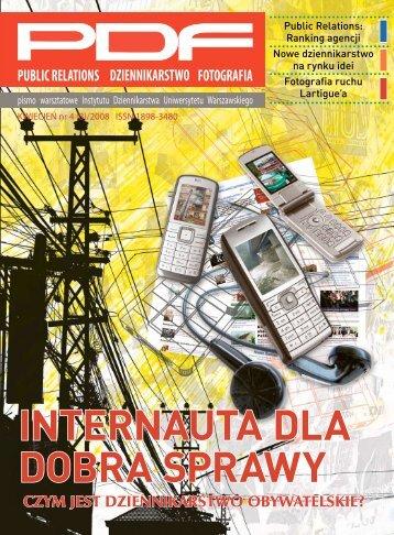 nr 8 - Pismo Studenckie PDF