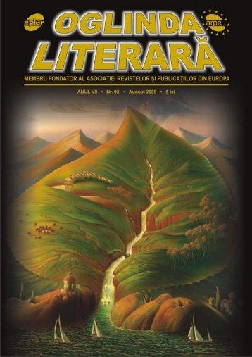 4750 - Oglinda literara