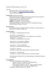 Endringer i MIKS-programmer Versjon 3.5.03 ... - Statens vegvesen