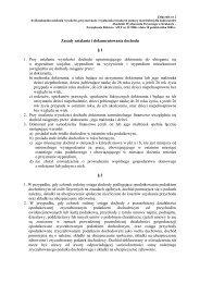Zasady ustalania i dokumentowania dochodu - Akademia ...