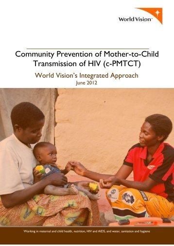 c-PMTCT - World Vision International