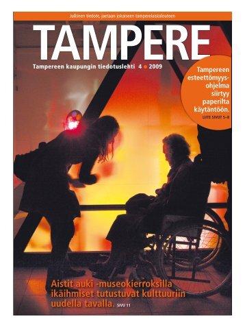 Tampere-lehti 4/2009
