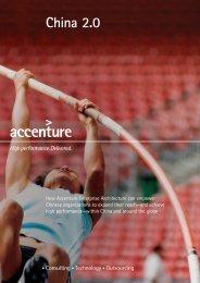 China 2.0 - Accenture