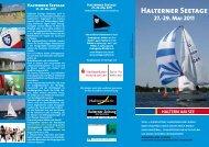Flyer (PDF) - Seglergemeinschaft Haltern am See