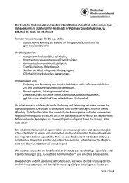 lich anerkannte/n Erzieher/in für den Ein - Deutscher ...
