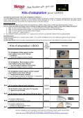 Accès à la liste complète et détaillée des différentes offres YATOO + ... - Page 6