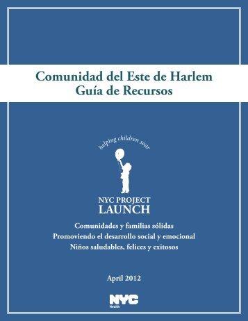 Comunidad del Este de Harlem - NYC.gov