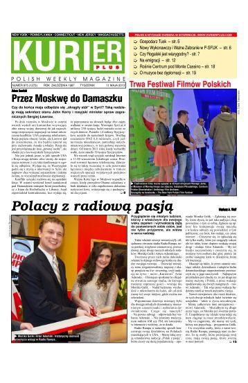 Polacy z radiow¹ pasj¹ - Kurier Plus