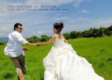 """Postkarte """"Hochzeit"""""""