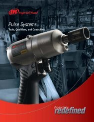 Pulse Systems - Ingersoll Rand