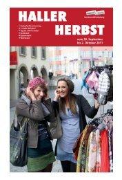 Hier download! - Haller Tagblatt