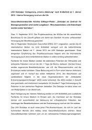Info 09/2012 Zweihausvariante - LKH Judenburg-Knittelfeld